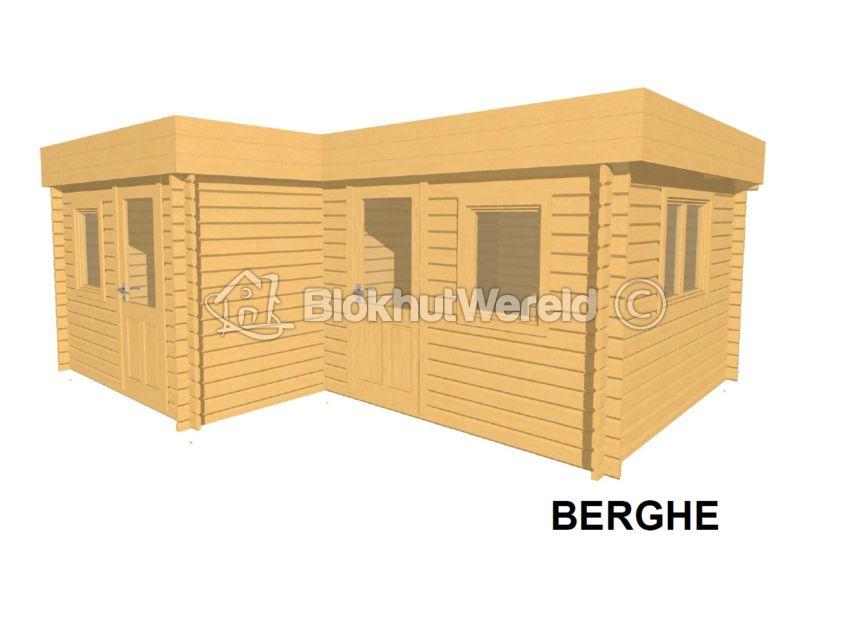 Maatwerk project Berghe : Blokhutwereld.nl