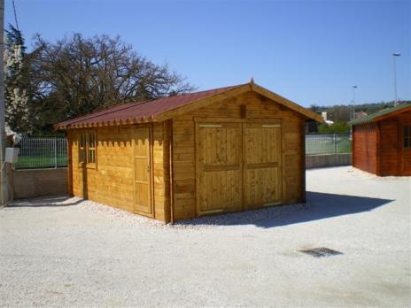 Houten Garage Kopen : Houten schuur blokhutwereld